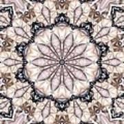 Kaleidoscope 21 Art Print