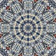 Kaleidoscope 29 Art Print