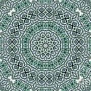 Kaleidoscope 31 Art Print