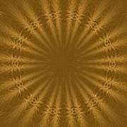 Kaleidoscope 33 Art Print