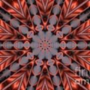 Kaleidoscope 35 Art Print