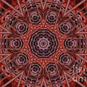 Kaleidoscope 38 Art Print
