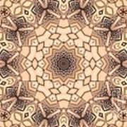 Kaleidoscope 44 Art Print