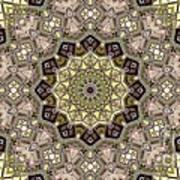 Kaleidoscope 50 Art Print