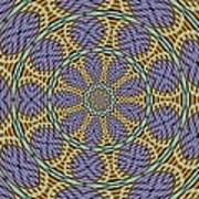 Kaleidoscope 6 Art Print