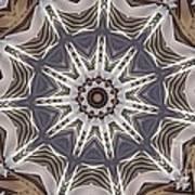 Kaleidoscope 64 Art Print
