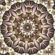 Kaleidoscope 65 Art Print