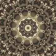 Kaleidoscope 66 Art Print