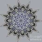 Kaleidoscope 69 Art Print