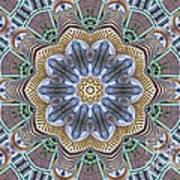 Kaleidoscope 73 Art Print