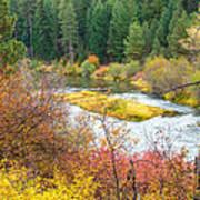 Sprague River Oregon Art Print