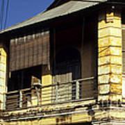 Kampot Old Colonial 02 Art Print