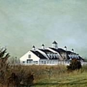 Kansas Landscape Art Print