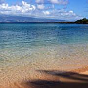 Kapalua Bay Maui Art Print