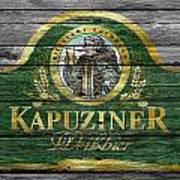 Kapuziner Art Print