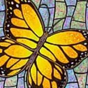 Karens Butterfly Art Print