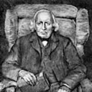 Karl Theodor Weierstrass (1815-1897) Art Print