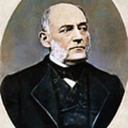 Karl Von Rokitansky Art Print