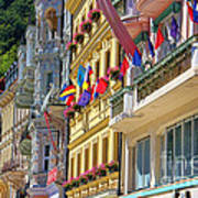 Karlovy Vary Art Print