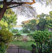 Kasane, Botswana - View Of The Chobe Art Print