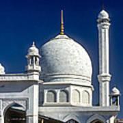 Kashmir Mosque Art Print