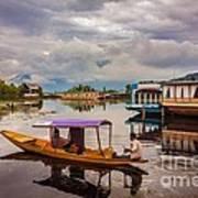 Kashmir - The Paradise On Earth Art Print