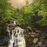 Katterskill Falls Art Print