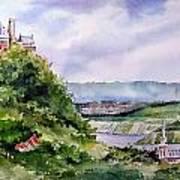 Katz Castle Art Print