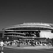 Kauffman Stadium - Kansas City Royals 2 Art Print