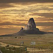 Kayenta Monument Valley Art Print