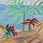 Kayuco Planter Sketch Art Print