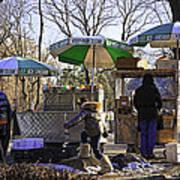 Keep Park Clean - Central Park - Nyc Art Print