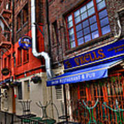 Kells Irish Restaurant And Pub - Seattle Washington Art Print
