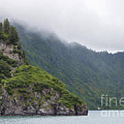 Kenai Fjords Alaska Art Print