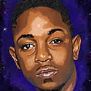 Kendrick Had A Dream Art Print