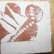 Kenna - Tile Art Print