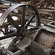 Kennecott Copper Mill Art Print