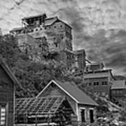 Kennicott Mine Art Print