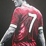 Kenny Dalglish - Liverpool Fc 2 Art Print