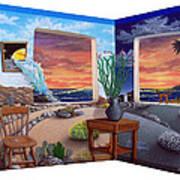 Ken's Place Art Print