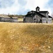Kentucky Farm Art Print