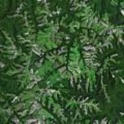 Kentucky Landscape Art Print