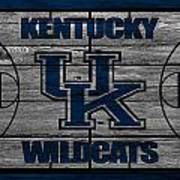 Kentucky Wildcats Art Print