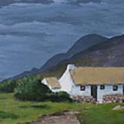 Kerry Cottage Art Print