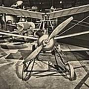 Kettering Aerial Torpedo Bug Art Print