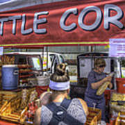 Kettle Corn Art Print