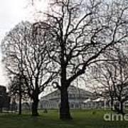 Kew Garden London Art Print