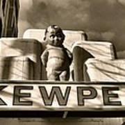 Kewpee Restaurant Art Print
