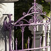 Key West Charm Art Print
