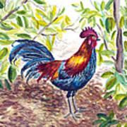 Key West Proud Art Print